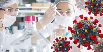 Ron DePinho clinical trials COVID-19